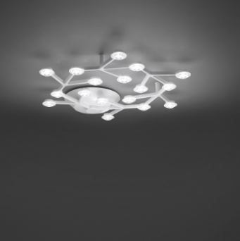 Artemide LED Net Soffitto round